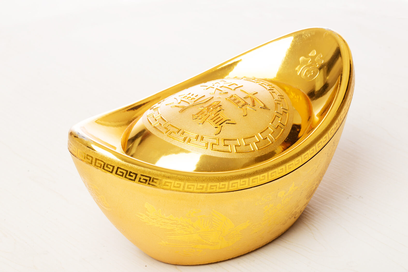 Золото Китая