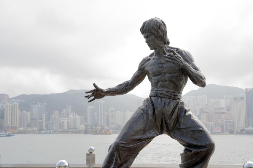 Брюс Ли Гонконг
