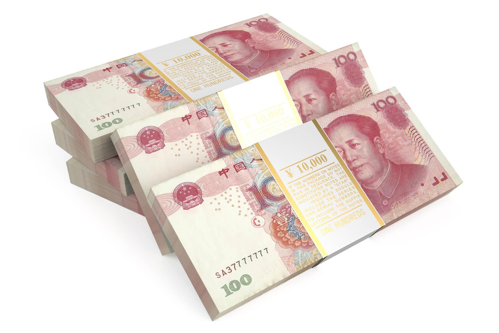 Падение Юаня — Китай привлекает внимание к экспорту