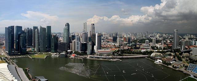 Привлекательный Сингапур